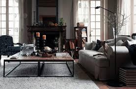 25 Best Industrial Living Room Designs  Eclectic Modern Modern Industrial Rustic Living Room