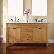 Double Sink Vanities Signature Hardware Bathroom Cabinets Double Sink