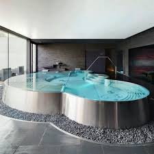 bathtubs idea large jacuzzi tub bathtubs inspiring large open bathroom with large stainless steel