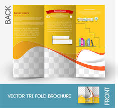 Brochures Templates Free Download Brochure Template Free Vector In Adobe Illustrator Ai Ai Vector