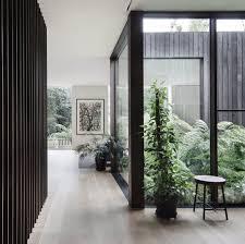 Scandinavian Design Concept Scandinavian Design Concept Large Black Frame Windows And
