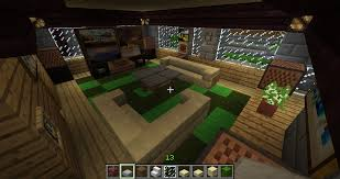 Minecraft Interior Design Living Room Jefferson Harbour Fort Petternick Requesting Feedback On My