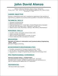 Impactful Resume Templates Best of Gallery Of 24 Impactful Resume Updates For 24 With Downloadable
