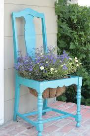 Ff Ghk Unique Diy Planters Chair Planter S