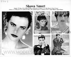 SHAWN SMART - 1981*   Model, Fashion models, 80s fashion