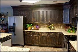 Kitchen Cabinets Reface Top Kitchen Cabinet Refacing Painting Oak