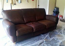 weeds how to dye or stain leather furniture