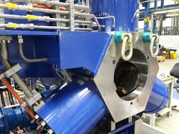 Alpine Engineering And Design Inc Voestalpine Tubulars Commissions Sms Group Crimping Press