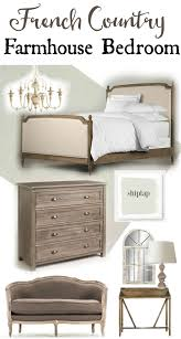 Farmhouse Bedroom Design. Create A Romantic Bedroom With This French  Country Farmhouse Bedroom Decor.