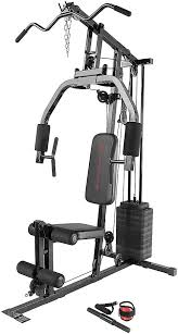 5 marcy 100 lb stack home gym mkm 81030