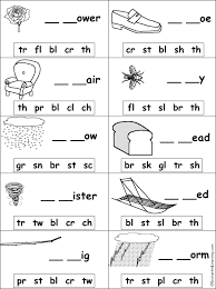 Check out our different sets of worksheets that help kids practice and learn phonics skills like beginning sounds, rhyming and more. S Consonant Blends Worksheets Free Digraphs For Grade English Second Jaimie Bleck