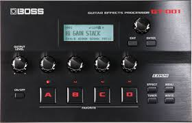 Купить <b>Boss Guitar</b> Effects <b>Processor</b> GT-001 - <b>гитарный</b> ...