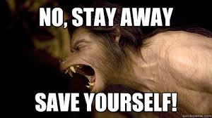Considerate Werewolf memes | quickmeme via Relatably.com