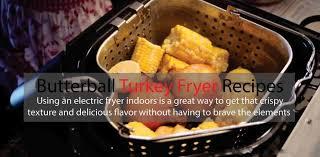 erball turkey fryer recipes