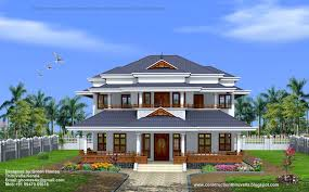 Small Picture Traditional Style Kerala Home Designkerala Home With Courtyard