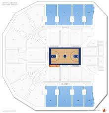 Uva Basketball Seating Chart John Paul Jones Arena Virginia Seating Guide
