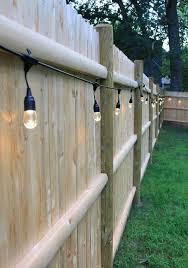 low voltage fence lighting solar lights home depot post cap outdoor simtek