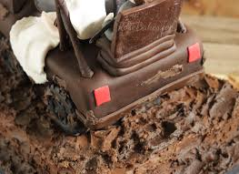 Mud Riding Jeep Grooms Cake Rose Bakes