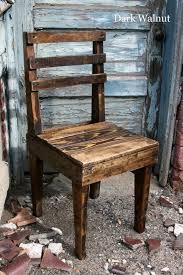 rustic armchair rustic wooden pallet chairs diy