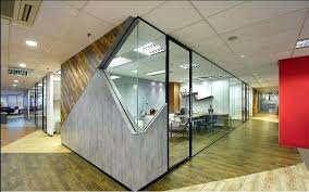 interior office design. Beautiful Interior Unique Modern Architecture Interior Office And Design Commercial Interiors  Designs Multifunctional Desk With File For