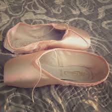 Suffolk Pointe Shoes Size Chart Freed Pointe Shoes Wing Block Brand New Freed Pointe Shoes