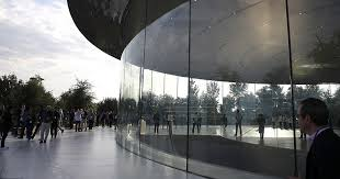 apple office. Apple Employees Keep Hitting HQ\u0027s Glass Walls! What You Can Learn For Your New Office