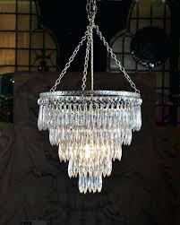 small glass chandelier small antique cut glass chandelier small glass drop chandelier