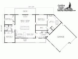 home office plans. Log Homes And Home Floor Plans Cabins By Golden Eagle Office N