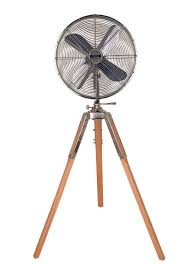 Ventilator Im Retro Design