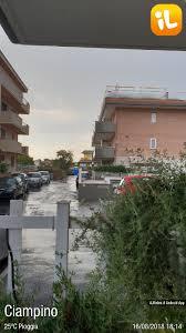 Foto meteo - Ciampino - Ciampino ore 18:14 » ILMETEO.it