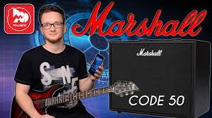 <b>Гитарный комбо MARSHALL</b> CODE (новинка 2016 года) - YouTube