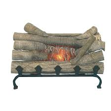 pleasant hearth 20 in brown electric fireplace insert