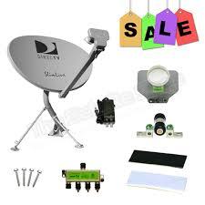 directv hd slimline and dual lnb satellite dish antennas Satellite Dish Wiring Diagram directv slimline satellite dish, sl3s swm 3 lnb, j mount, support braces winegard satellite dish wiring diagrams