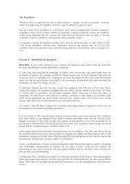 thesis hypothesis a thesis hypothesis sample click the image to enlarge