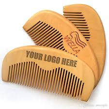moq hot wood comb custom your logo beard comb customized combs laser engraved wooden hair comb for men grooming best brush for your hair best brush for