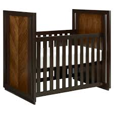cherry veneer baby crib bassett home furni ngs