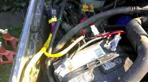 cherokee headlight wire harness upgrade