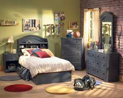 Toddlers Bedroom Furniture With Boys Full Bed 13904 ...
