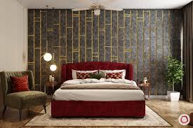 Bedroom interior White Livspacecom Bedroominteriordesignroyal Interior Design Ideas
