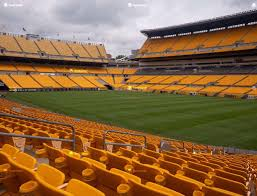 Heinz Field Section 141 Seat Views Seatgeek