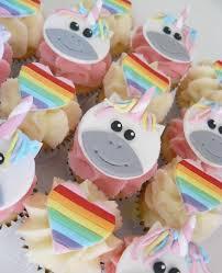 Unicorn Cupcakes Cakes Design