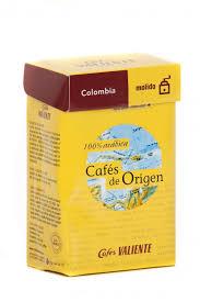 Купить <b>Кофе молотый Valiente</b> Colombia 250 г (163) – ROZETKA ...