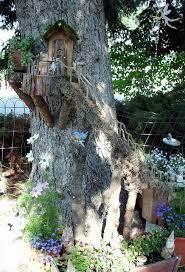 fairy tree houses fairy garden houses