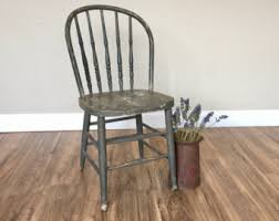 antique windsor dining chairs for sale. rustic wood chair, farmhouse chair - grey dining spindle back cottage antique windsor chairs for sale