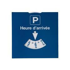 <b>Parking</b> disc France - <b>Car</b> giveaways - <b>Wholesale</b> giveaways