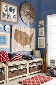 Wonderful Patriotic Bedroom Decor Ideas About Americana Home Decor Pinterest Patriotic  Bes On Bedrooms Blue And White