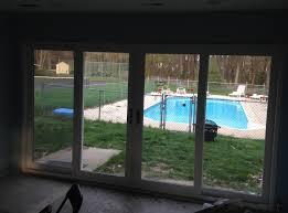 57 8 foot sliding patio door ft doors s home