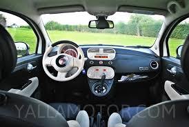 2014 fiat interior. road test 2014 fiat 500 gucci interior