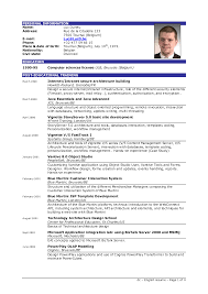 examples of good resume template examples of good resume