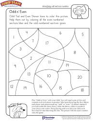 Odd And Even Colouring Worksheets Ks1: Odd and even number ...